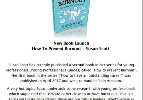 Association For Business Psyhcology - How To Prevent Burnout