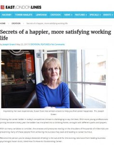 East London Lines - Secrets of a Happier More Satisfying Working Life