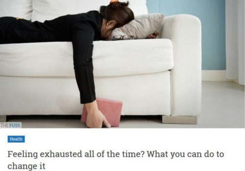 TheFuss Read About How To Prevent Burnout