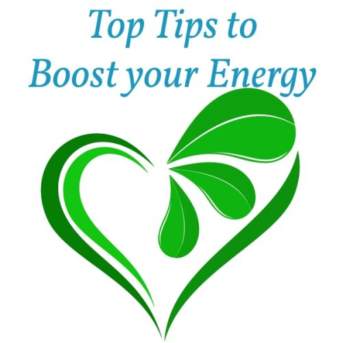 Top Tips  To Boost Personal Energy