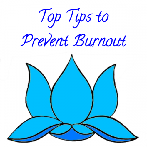 Top Tips To Prevent Burnout