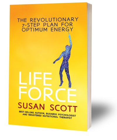 Life Force Front Cover