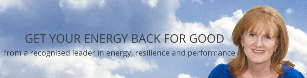 Susan Scott - The Energy Aunt - Get your Energy back for good